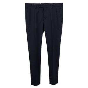 Wool Pants - Navy