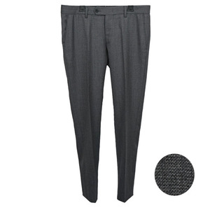F/W  Wool Pants - Gray Check