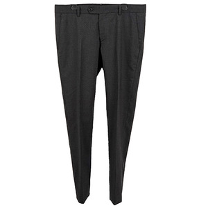 Wool Pants - Charcoal Gray