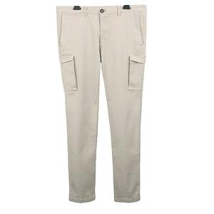 Cargo Pants [Beige]