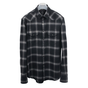 SLP Gray Check Shirt