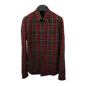 SLP Red/Brown Check Shirt