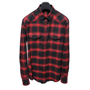 SLP Red Check Shirt