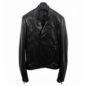 Balen Rider Leather Jacket