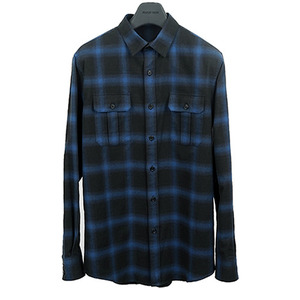 SLP Blue Check Shirt ver.2