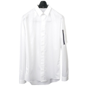 [30% OFF] MA-1 White Shirts (120's)