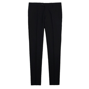 Wool Pants - Black