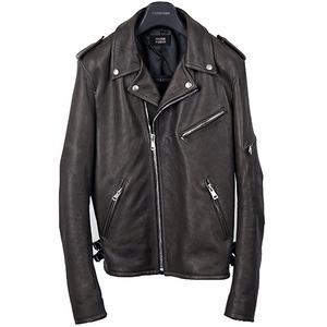 Rider's Jacket<br>Vegetable Leather
