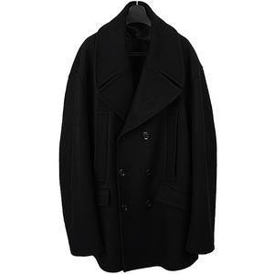 Extreme Oversize Pea Coat