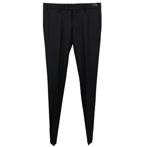 F/W  Wool Pants - Black