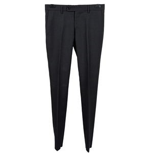 F/W Wool Pants - Charcoal Gray